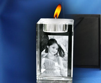 3D Candle – 6x9cm (Max 2 Faces)