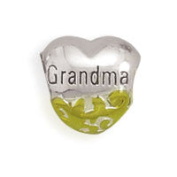 "Two Tone ""Grandma"" Bead"