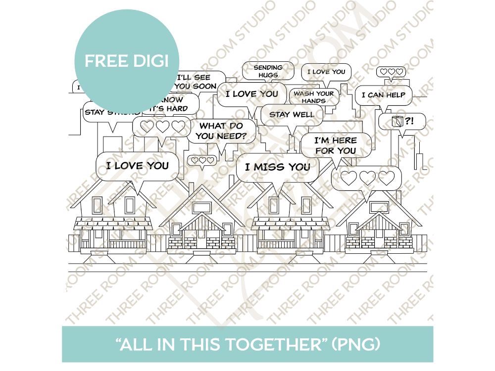 "FREE Digi - ""All In This Together"""
