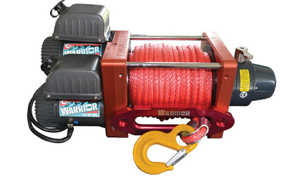The Warrior 15000 Performance Winch - All Winches - Warrior Winches