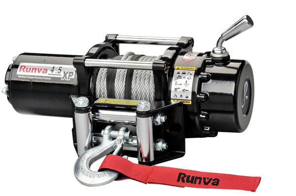 4.5XS 12V by Runva - All Winches - Runva - 2