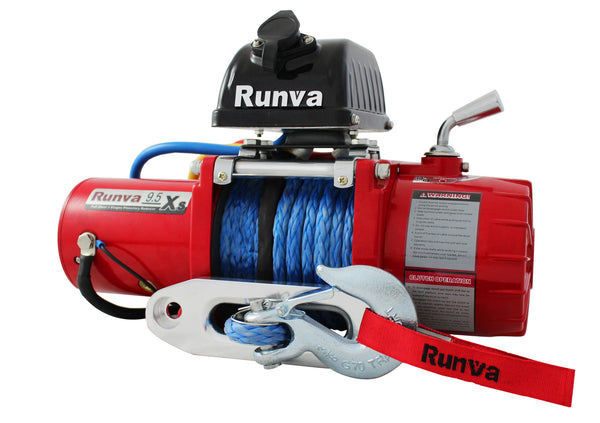 9.5XS Winch by Runva - All Winches - Runva