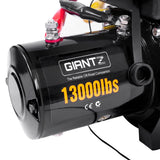 12V 13000 LBS Wireless Synthetic Rope by Giantz FREE SHIPPING!! - All Winches - Giantz - 4