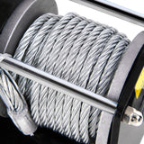 3000LBS Electric Winch ATV 4WD Steel Wire w/ Remote FREE SHIPPING!! - All Winches - Giantz - 7