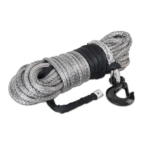 Dyneema SK75 Synthetic, High Strength Winch Rope 30M