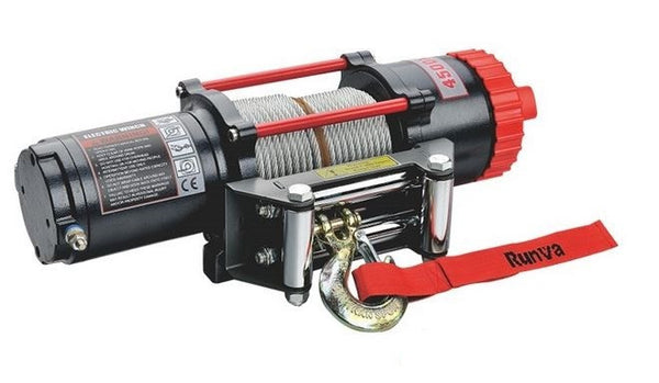 Runva EWT4500 12V Free Shipping! - All Winches - Runva - 1