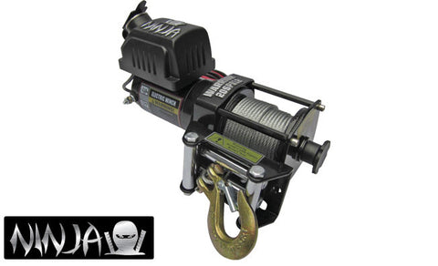 Ninja 2000 by Warrior Winch - All Winches - Warrior Winches - 1