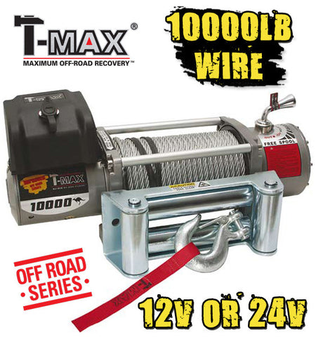 TMAEW10000 BY T-Max - All Winches - T-Max - 1