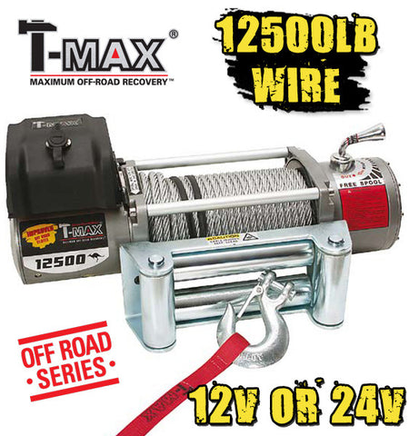 TMAEW12500 by T-Max - All Winches - T-Max - 1