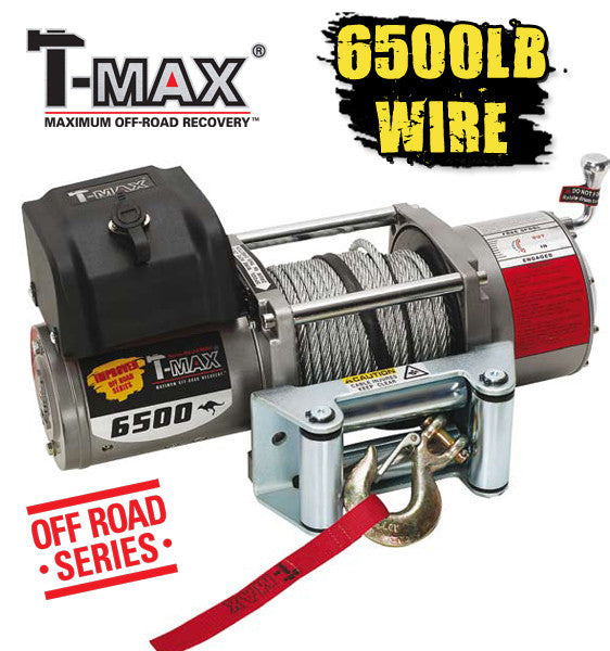 TMAEW6500 by T-Max - All Winches - T-Max - 1