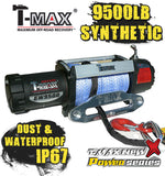 TMAEW9500 Dust & Water proof - All Winches - T-Max - 2