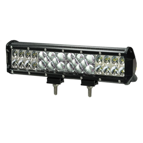 front view of 12inch 224W LED light bar