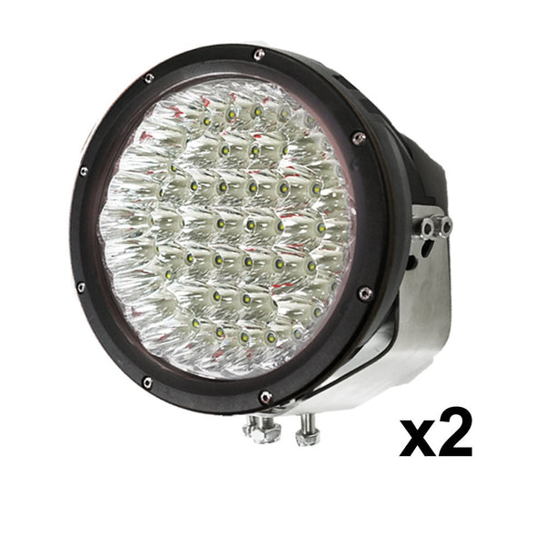 All Winches 315w CREE LED Driving Light VOF-L909Y315RX2+BPWK