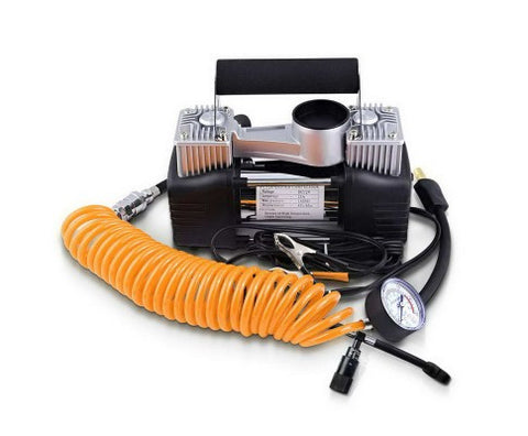 12V Dual-Cylinder Air Compressor 150psi