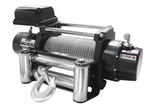9500lbs Boss series by Mean Mother FREE SHIPPING! - All Winches - Mean Mother - 1