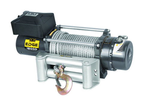 12000LBS Edge Winch 24V FREE SHIPPING!! - All Winches - Mean Mother - 1