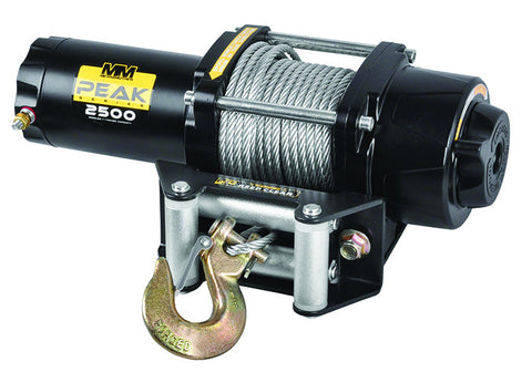 Peak Winch 2500lbs by Mean Mother FREE SHIPPING!! - All Winches - Mean Mother - 1