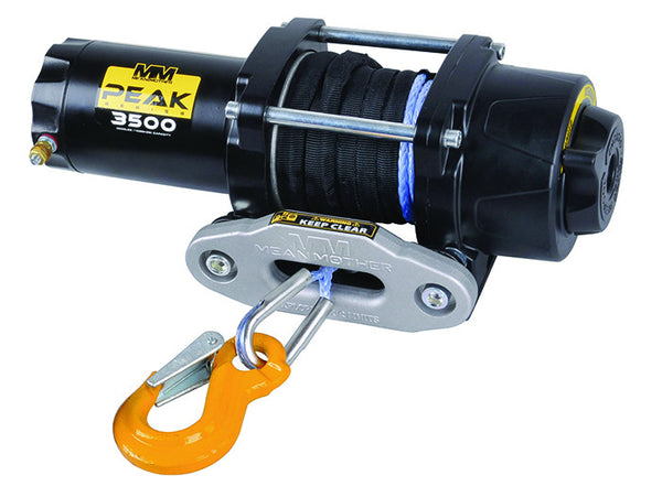 Peak Winch 3500lb by Mean Mother FREE SHIPPING! - All Winches - Mean Mother - 1