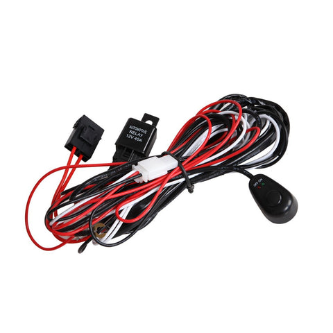HID Driving Light Control Set 12V - All Winches - All Winches - 1