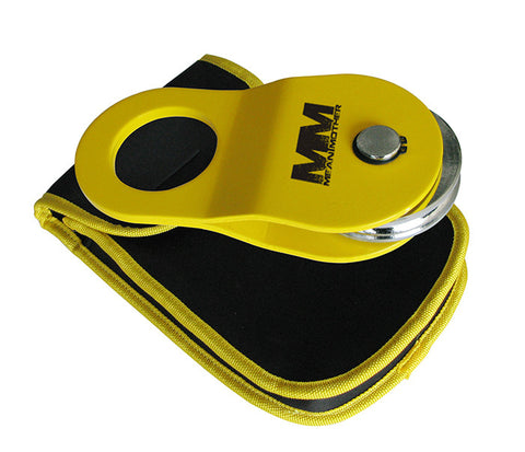 8t snatch Block by Mean Mother - All Winches - Mean Mother