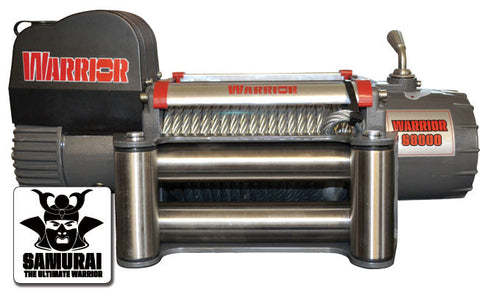 Saumari S8000 - All Winches - Warrior Winches - 1