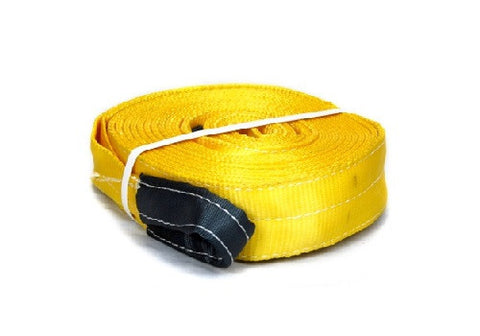 Snatch Strap - All Winches - Sherpa 4x4 - 1