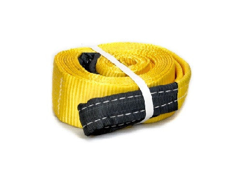 Tree Trunk Protector by Sherpa - All Winches - Sherpa 4x4 - 1