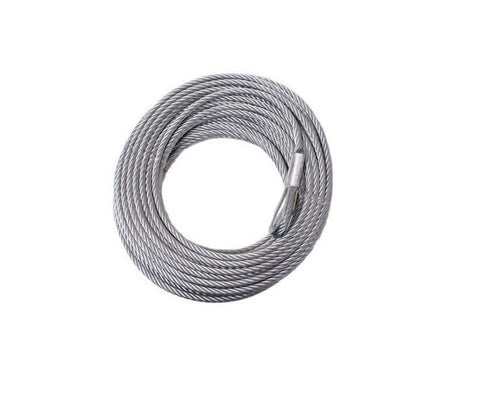 Steel Winch Cable by Sherpa 4x4 - All Winches - Sherpa 4x4 - 1