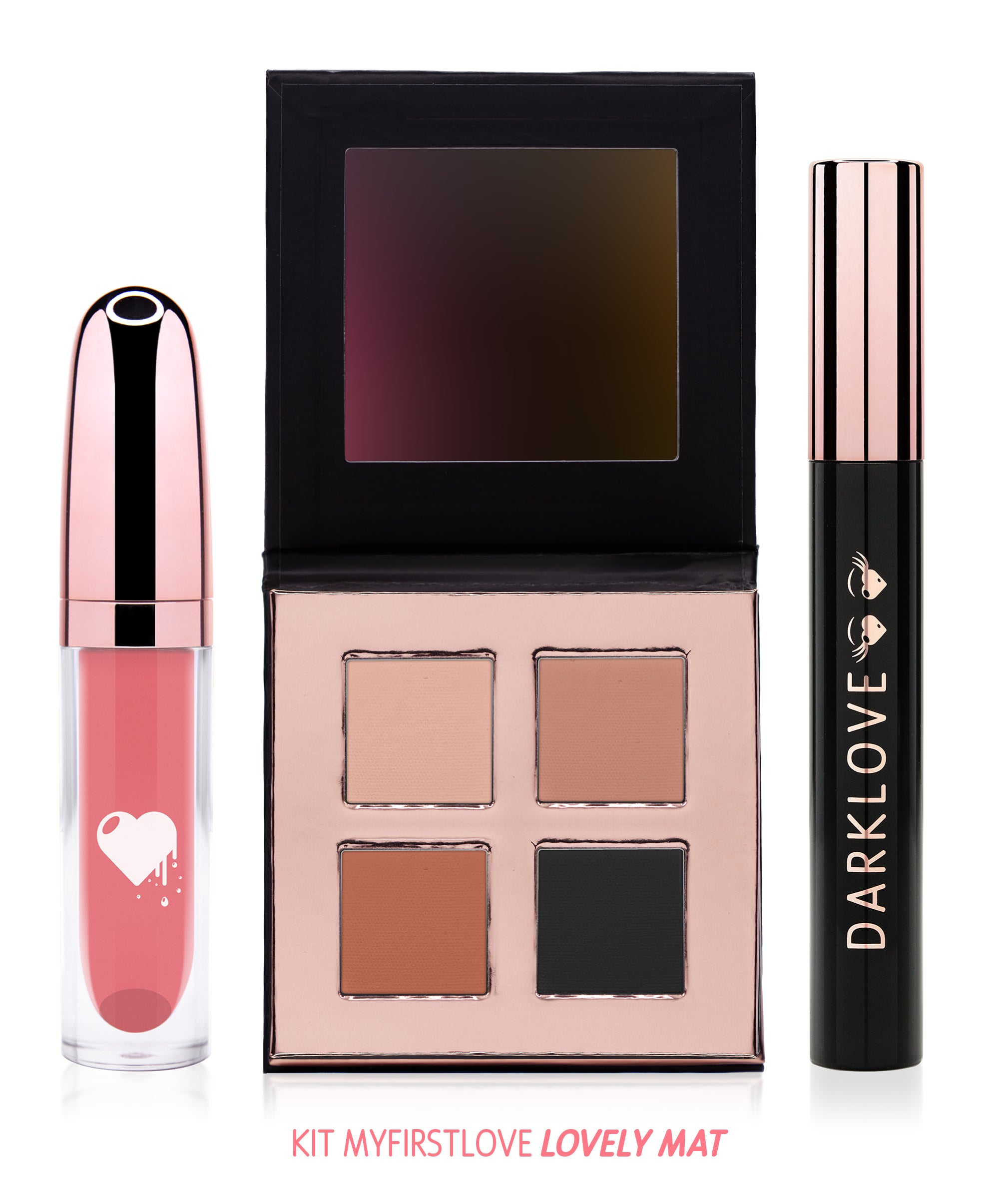 cliomakeup kit myfirstlove lovely mat