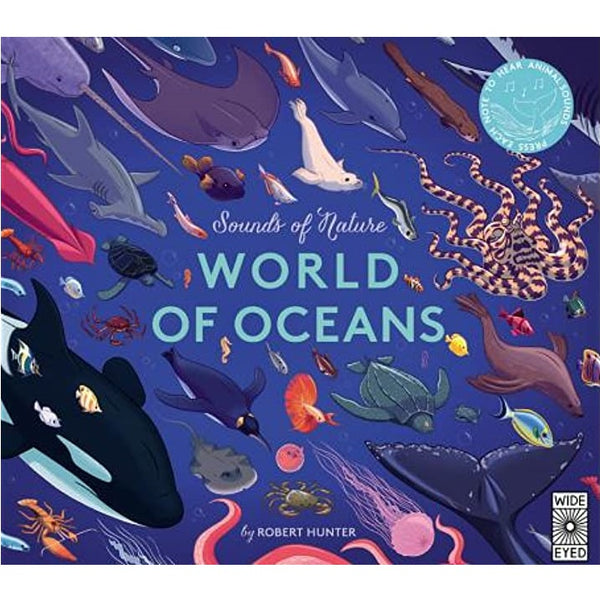 world of oceans: sounds of nature