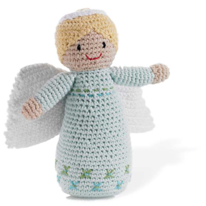 angel rattle