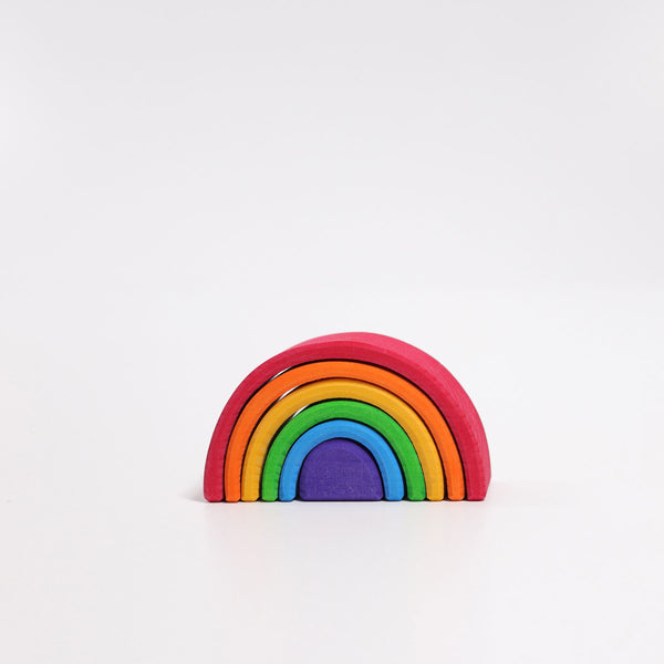 coloured rainbow - small