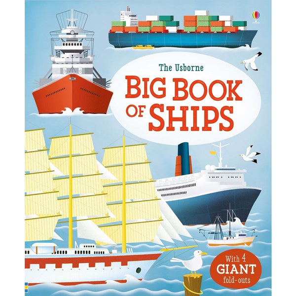 the big book of ships