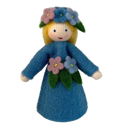 bluebell flower fairy - fair