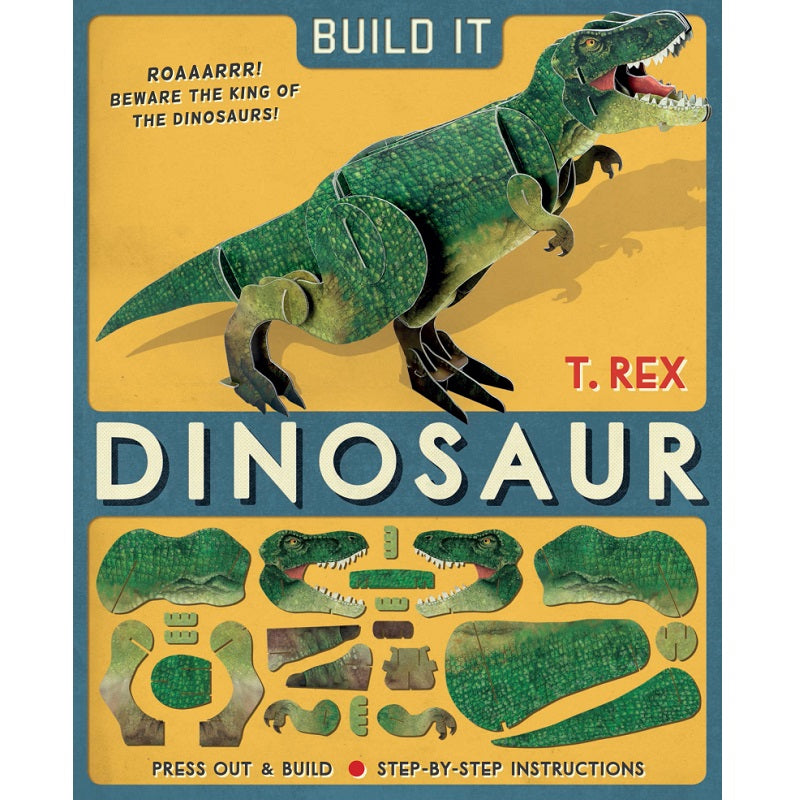 build it; dinosaur