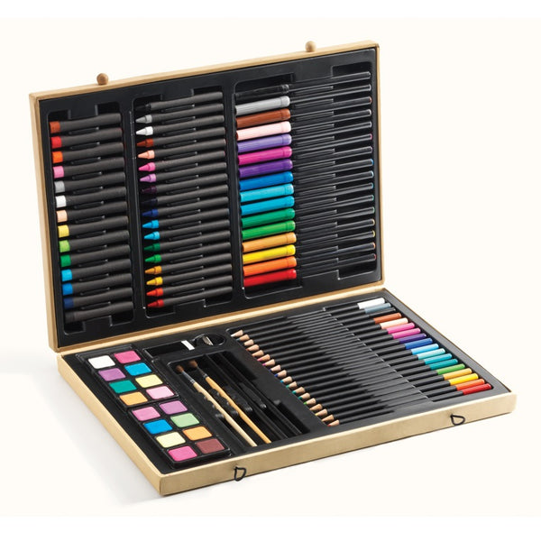 big box of colours - art set