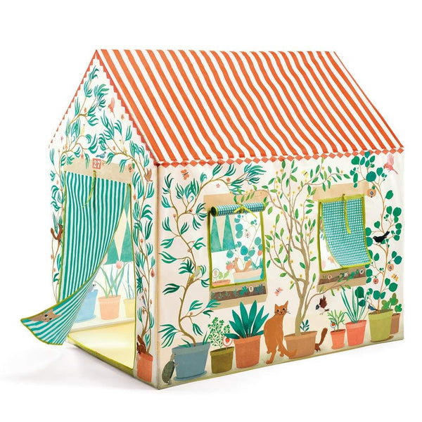 maison fabric playhouse