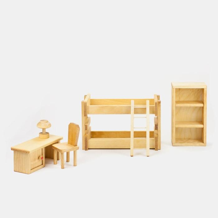 doll's house furniture - children's bedroom