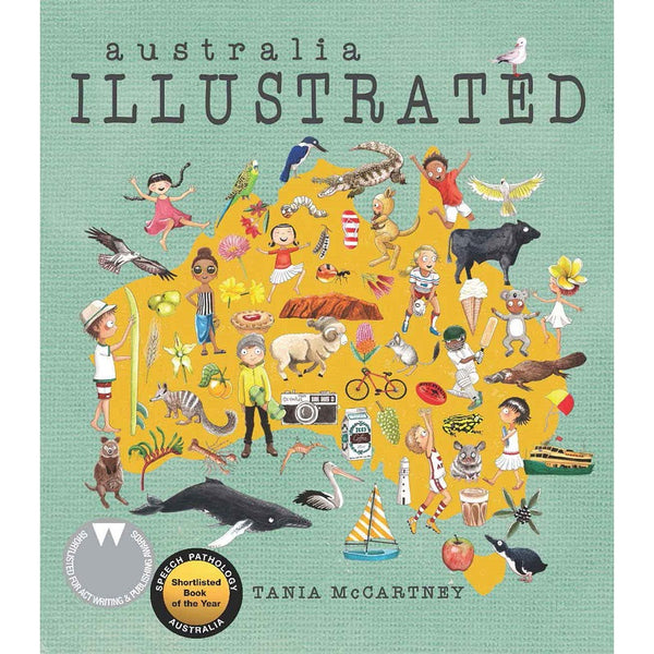 australia illustrated