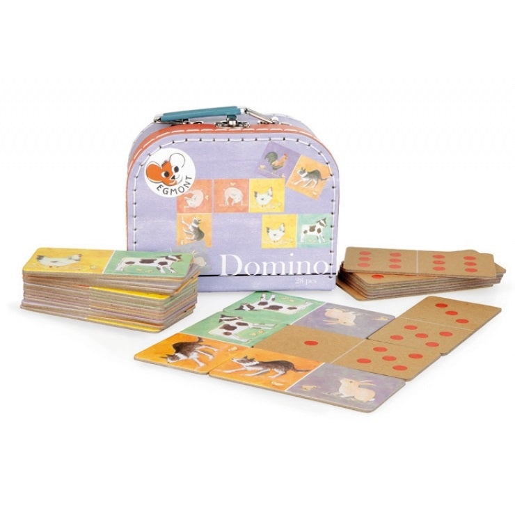 farmyard animal dominoes