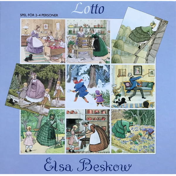 elsa beskow lotto game