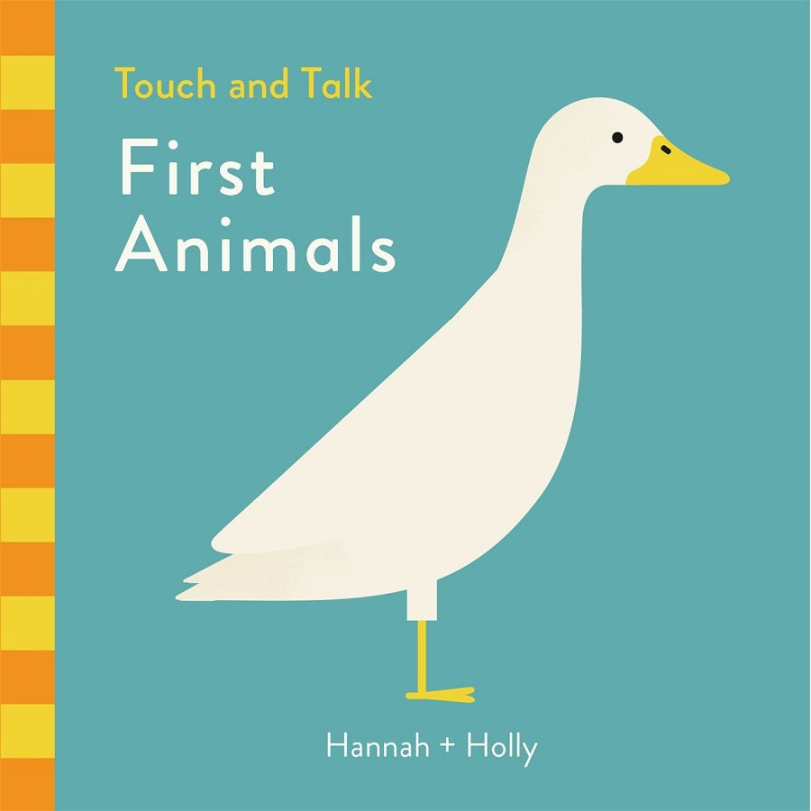 touch & talk: first animals