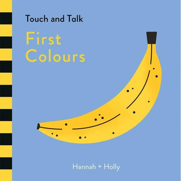 touch & talk: first colours