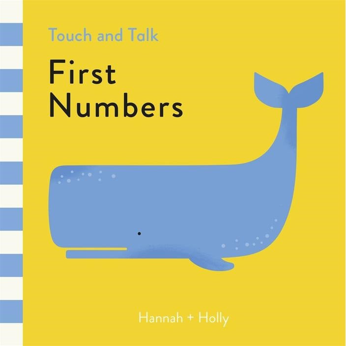 touch & talk: first numbers