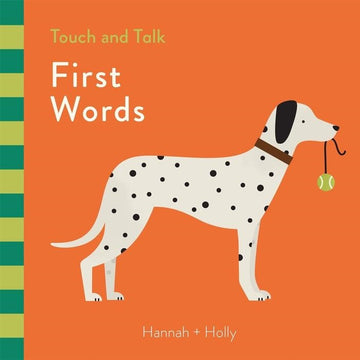 touch & talk: first words