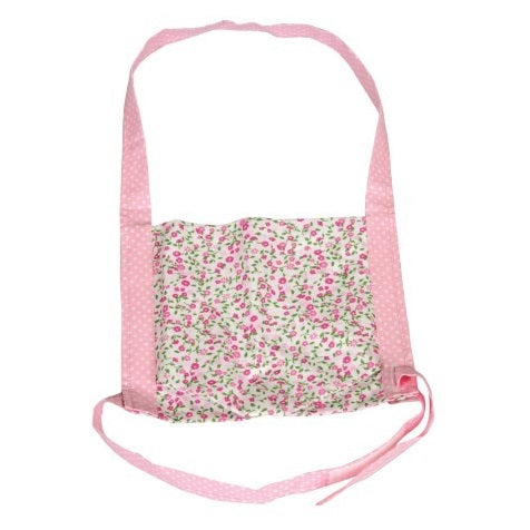 floral doll carrier