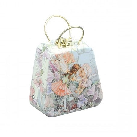 mini tin bag - sweet pea