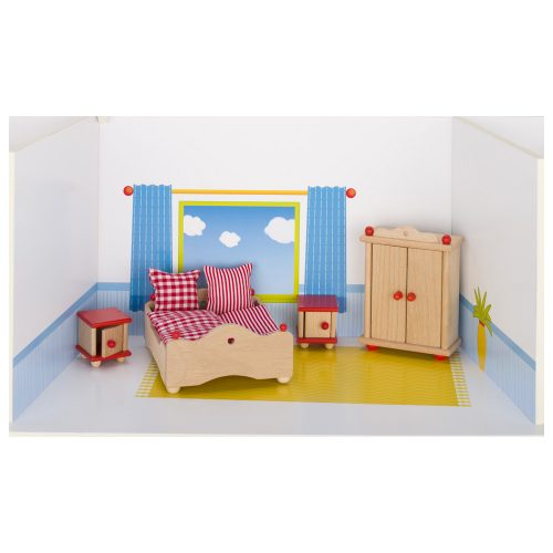 doll's house furniture - bedroom