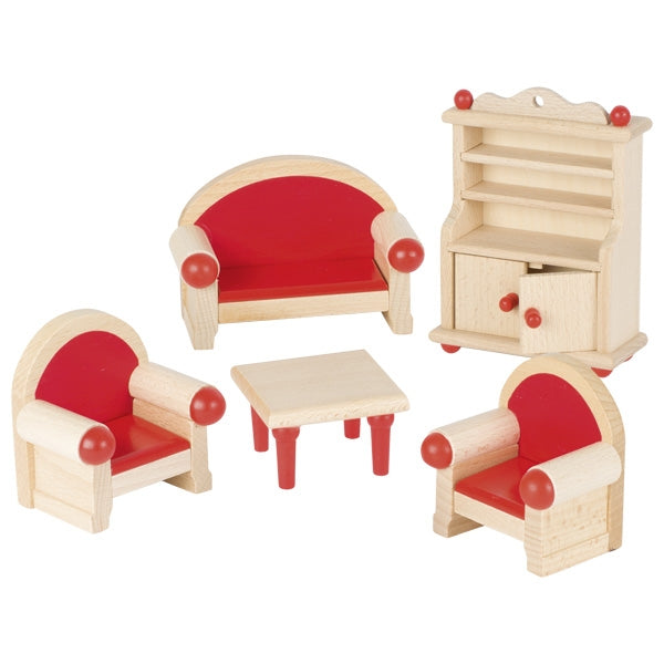 doll's house furniture - living room