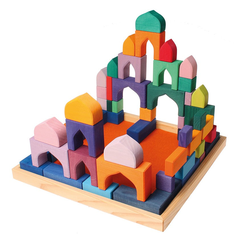 1001 nights building blocks